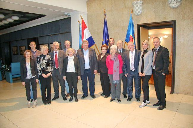 Održan prijam za nove predsjednike vijeća nacionalnih manjina
